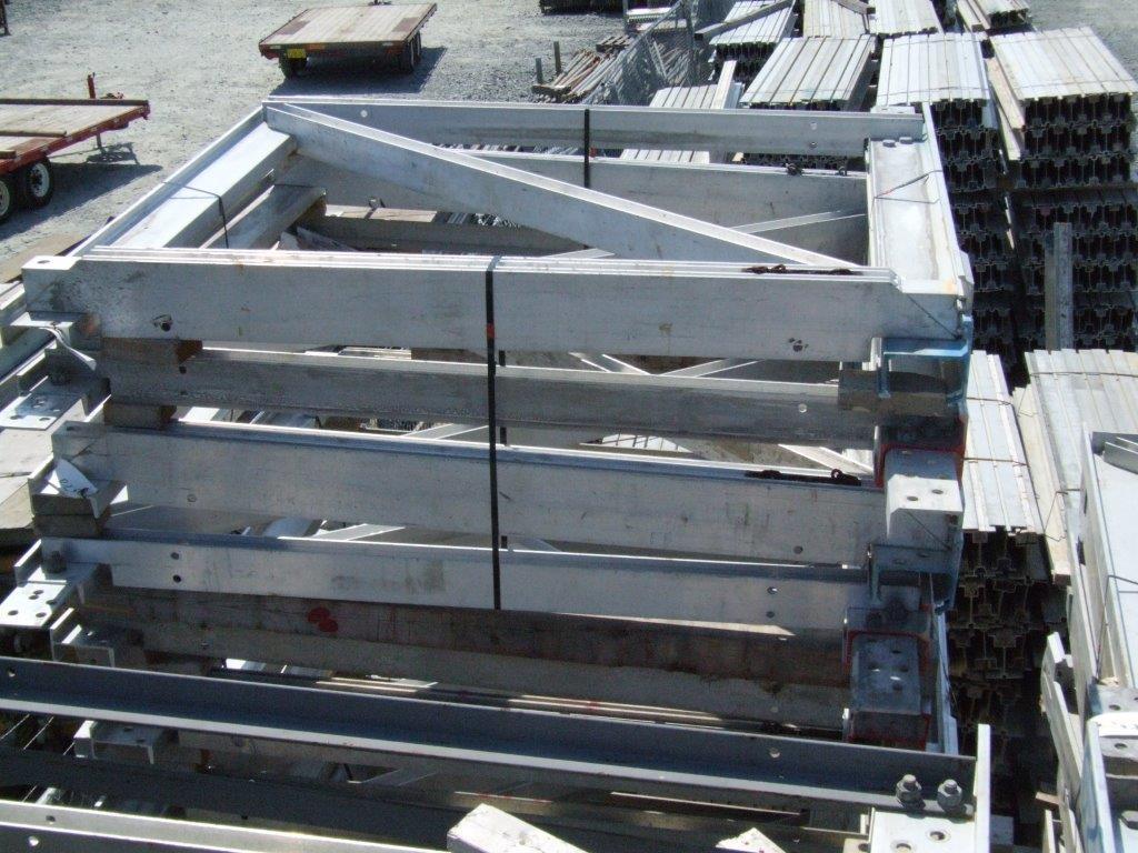 Aluminum Shoring Concrete : Traker systems limited concrete shoring technologies inc
